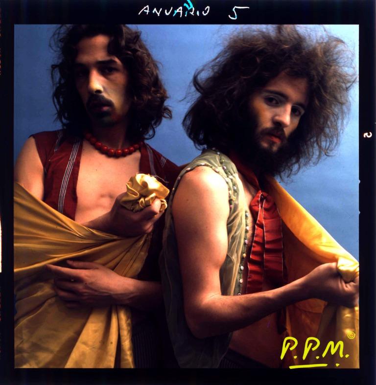 Txomin y Rafa, 1970 - Pablo Pérez-Mínguez